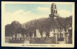 Cpa Du 29 Plougonvelin -- L´ église    SEPT4 - Plougonvelin