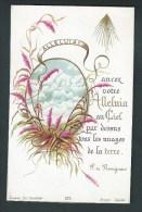 Alleluia! Delicate Illustration. Litho Bonamy, Edit. Pontifical. N°379 - Images Religieuses