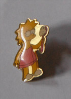 Simpson Maggie Brosse - Fumetti