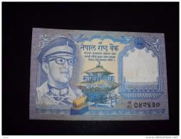 Nepal UNC,1,2,5,5,10,10,20,50,100 - Nepal