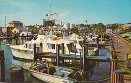 NANTUCKET- THE MARINA, BOATS - Nantucket
