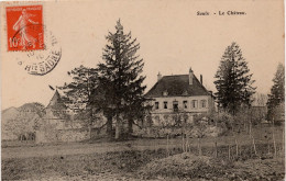 Saulx : Le Château (Editeur Non Mentionné) - France
