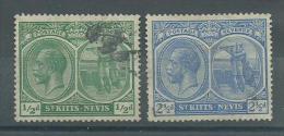 150022072  ST  KITTS  YVERT  Nº  48/50 - St.Christopher-Nevis & Anguilla (...-1980)