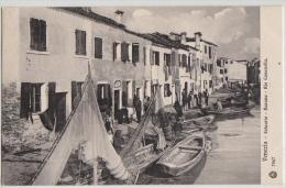 PC, ESTUARIO,BURANO,RIO CAVANELLA,VENEZIA, C1910/20? - Venezia (Venedig)