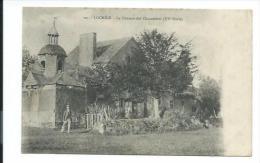 56/ MORBIHAN... LOCMINE. Le Château Des Chaumières ( XVe Siècle) - Locmine