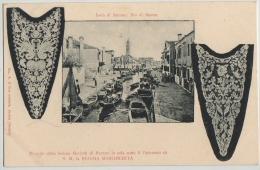 PC, LACE, ISOLA DI BURANO,RIO DI MEZZO,VENEZIA, C1910 - Venezia (Venedig)