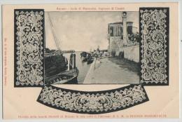 PC, LACE, INGRESSO AL CANALE,ISOLA DI MAZZORBO,BURANO,VENEZIA, C1910 - Venezia (Venedig)