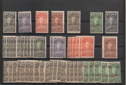 CONGO 135/49 & 162/67 selection ** MNH NSCH  Stanley cote 60�