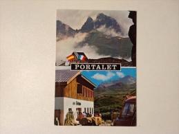 Portalet Frontier Venta Petruso Restaurant A VOYAGE SOUS ENVELOPPE - Non Classés