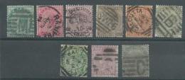 150022102  INDIA  GB  YVERT  Nº  33/43  (EXCEPT  37/42) - Indien (...-1947)