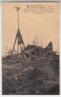 Ruines Des Environs De Kemmel, 1914-18 La Crête Du Mont , Le Belvedere De L'Ours Et Repere D'artillerie  (pk22799) - Heuvelland