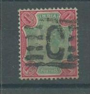 150022106  INDIA  GB  YVERT  Nº  48 - 1882-1901 Imperio