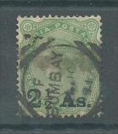 150022107  INDIA  GB  YVERT  Nº  45 - 1882-1901 Imperio
