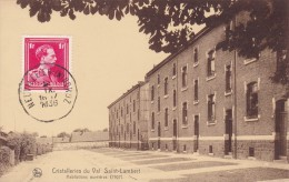 Cristalleries Du Val Saint-Lambert Habitations Ouvrières  Circulée En 1936 - Seraing