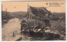 Ruines Des Environs De Kemmel, 1914-18 Route Du Mont Kemmel (pk22803) - Heuvelland