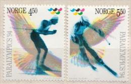Norway MNH Set - Hiver 1994: Lillehammer
