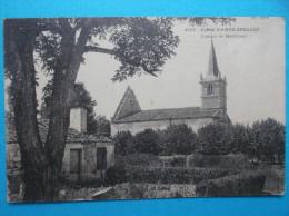 17 : HIERS-BROUAGE :  L'EGLISE  :  C.P.A. Carte En Trés Bon état , - Churches & Cathedrals