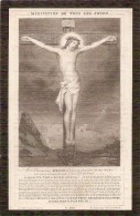 DP. JULIEN HOCEDEZ - ° COURTRAI 1849 - + GAND 1887 -ADVOCAT ET JUGE SUPPLEANT - Religion & Esotericism