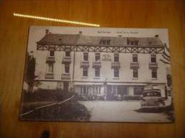 BP1-10-2 LV02 Sart Lez Spa Hôtel De La Hoëgne Oldtimer - Jalhay