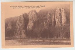 Marche Les Dames, Les Rochers Et à Droite L'aiguille Du Vieux Bon Dieu D'ou Le Roi Est Tombé (pk22850) - Namur