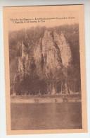 Marche Les Dames, Les Rochers Parmi Lesquels à Droite L'Aiguille D'ou Tomba Le Roi (pk22852) - Namur