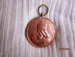 Ethiopia: Haile Selassie Coronation Medal - Royaux / De Noblesse
