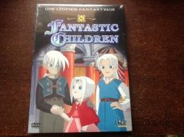 FANTASTIC CHILDREN Vol 4 - DVD - Manga