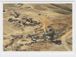 Lesotho - South Africa - Aerial View - Lesotho