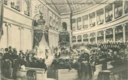 BRUXELLES - Avênement Du Roi Albert, 23 Décembre 1909, Prestation De Serment - Feesten En Evenementen