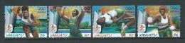 Vanuatu 2000 Sydney Olympic Games Set Of 4 MNH - Vanuatu (1980-...)