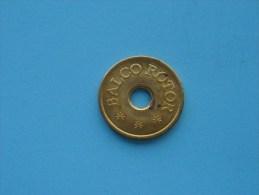 BALCO ROTOR Jeton / Token ( 26 Mm. / 6 Gr. Cu - For Grade, Please See Photo ) ! - Non Classés