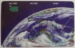RWANDA - D2 - Earth - $50 - Used - Rwanda