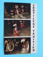 Sortilège Tahitien ( 16 ) Anno 19?? ( Zie Foto Voor Details ) !! - Tahiti