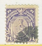 U.S.  PHILIPPINES   284     Perf  10  (o) - Philippines