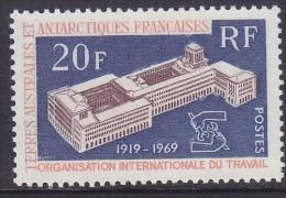 TAAF, 1970  ILO MNH - Terres Australes Et Antarctiques Françaises (TAAF)