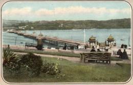 Postcard - Bangor Pier, Gwyndd. B