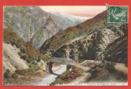 CPA Algérie - Gorges De La Chiffa - Vue Prise Du Camp Des Chênes - Altri