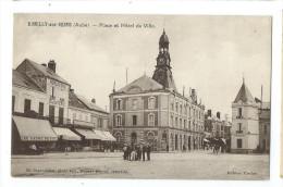 ROMILLY Sur SEINE - Place Et Hôtel De Ville - Romilly-sur-Seine