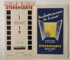 Images Stéréocarte De Marque Bruguiere - Garabit - Rare - Non Classés
