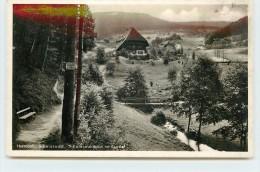 HERRENALB - Schwarzwald  Schwarzwaldhaus Im Gaistal. - Bad Herrenalb