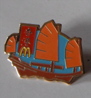 Mac Do Chine Bateau - Barche