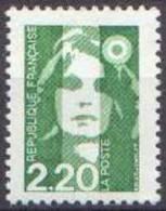 France Marianne Du Bicentenaire N° 2714.** Briat Le 2f20 Vert - 1989-96 Marianne (Zweihunderjahrfeier)