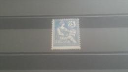 LOT 271107 TIMBRE DE FRANCE NEUF* N�127 VALEUR 110 EUROS