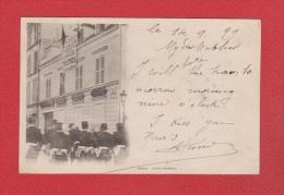 Paris  --  Fort Chabrol  -- 1899  -- - Militaria