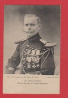 M Guillaume Balay --  Chef De La Musique De La Garde Républicaine - Characters