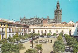 España--Sevilla--Reales Alcazares--Patio De Banderas-- - Sevilla