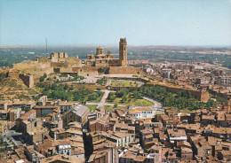 España--Lerida--Vista General--Accesos A La Seo Antigua--Castillo Y Catedral - Castillos