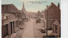 62 - ESTREE BLANCHE / VUE SUR L'EGLISE - Other Municipalities