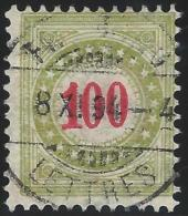Switserland         Yvert      Taxe    34                 O                     Gebraucht  /  Cancelled - Taxe