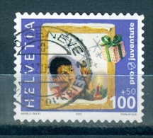 Switzerland, Yvert No 1870 - Pro Juventute